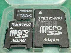 microSDメモリー