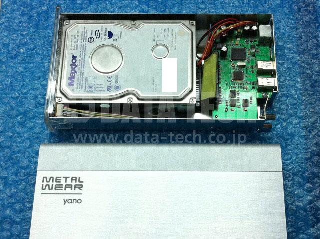 Mac用 外付けハードディスク
